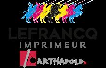 LEFRANCQ Imprimeur logo